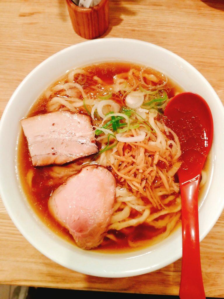 喜多方ラーメン(醤油)