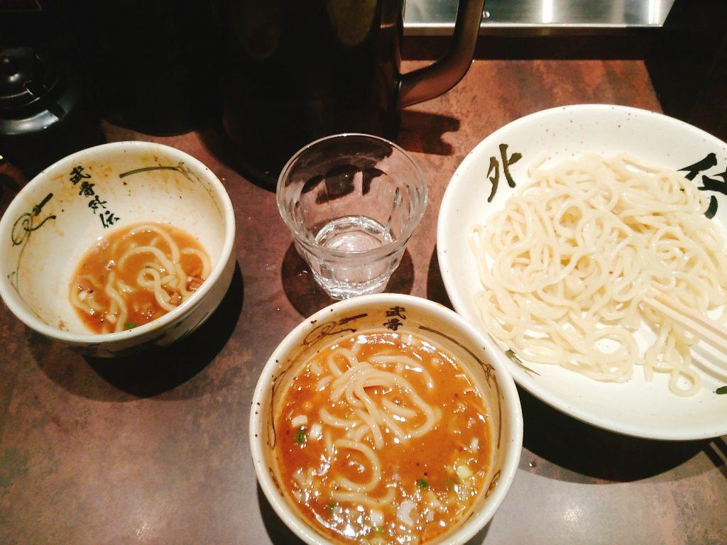 濃厚スープおかわり
