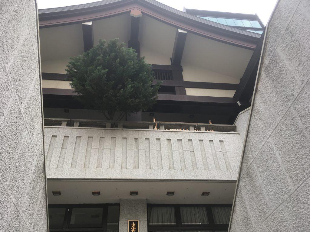 出雲大社東京分祠の建物