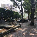 【施設メシ】緑と滝の音で癒される世田谷区役所レストランけやき