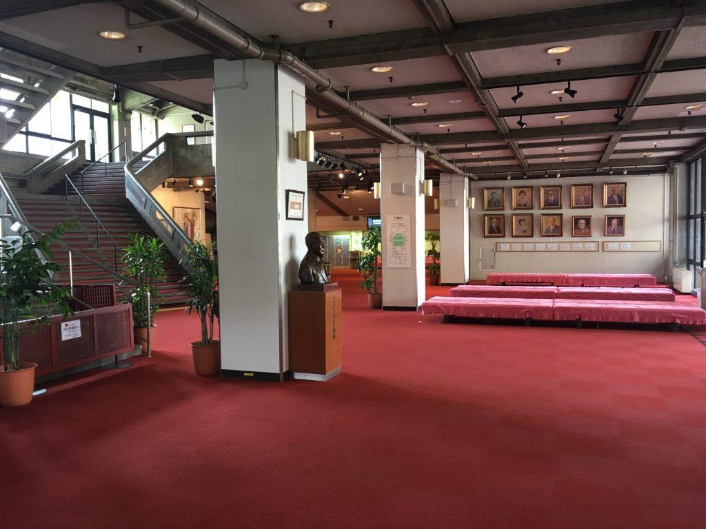 区役所ホール