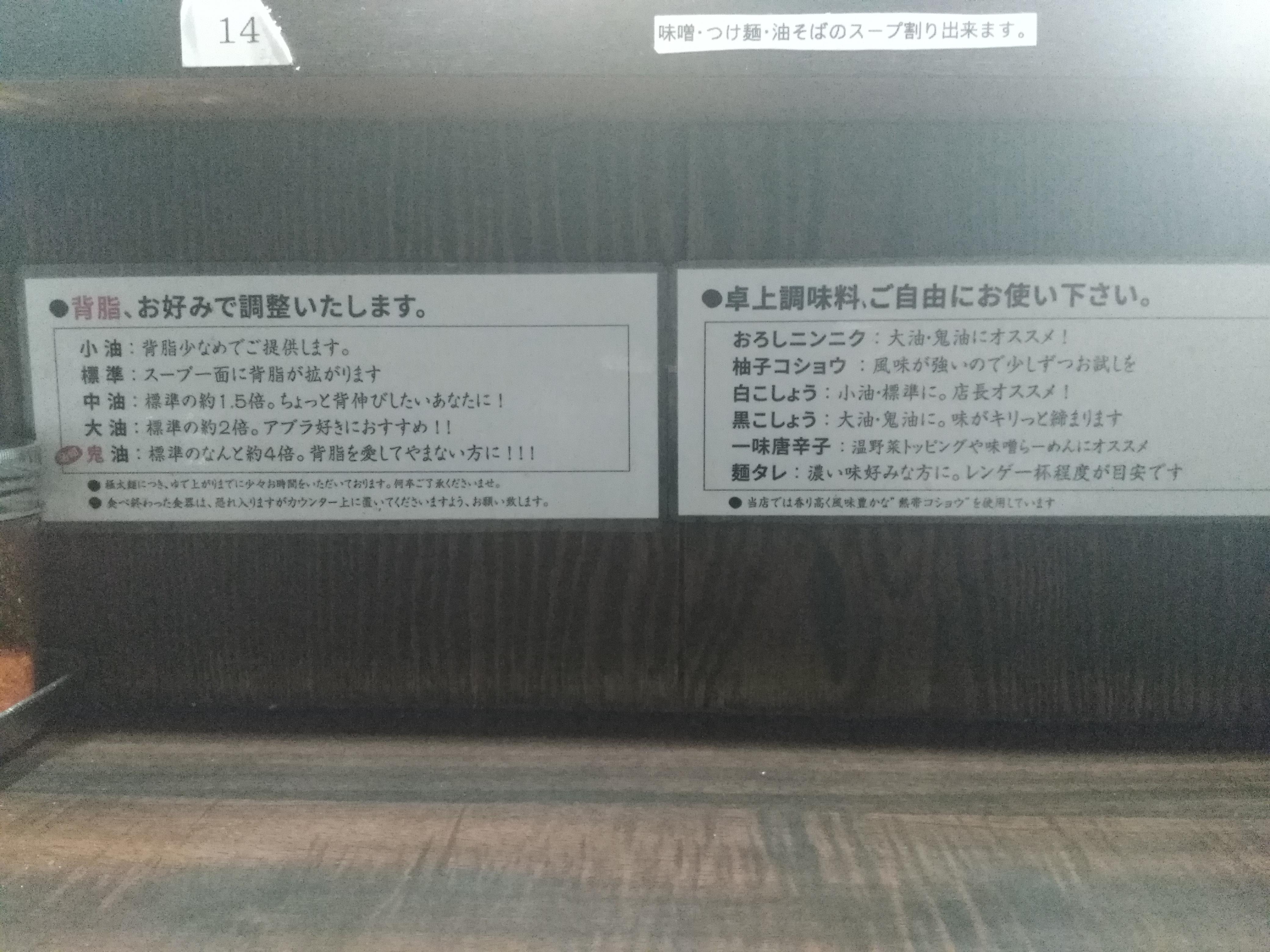 蒲田は初めての新潟ラーメン、ラーメン処潤に行ってきた